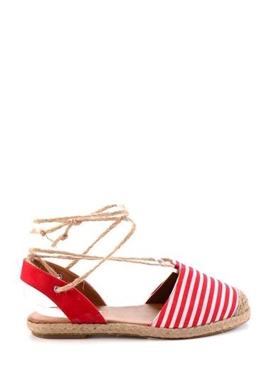 Bambi Ayakkabı Kırmızı